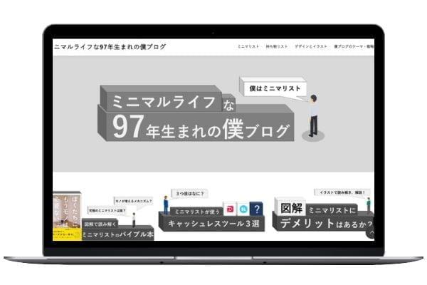 【Wordpressテーマ】STREETISTのデザイン